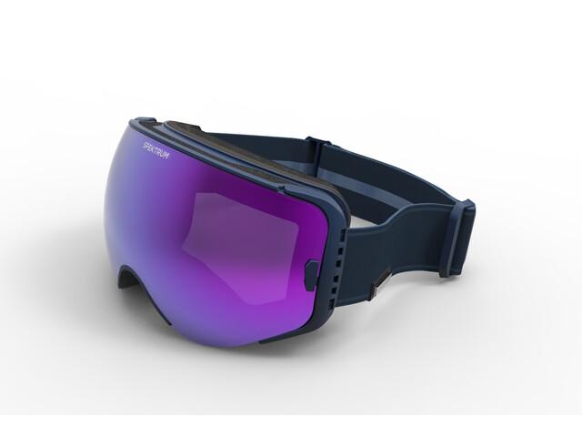 Spektrum Skutan Goggles spektrum blue/revo mirror blue